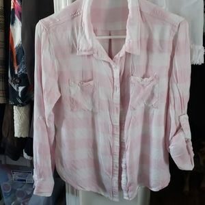 Hippie laundry button up